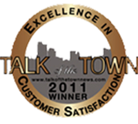 Talk of the Town Award 2011 Winner